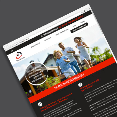 Insurer Assist Website